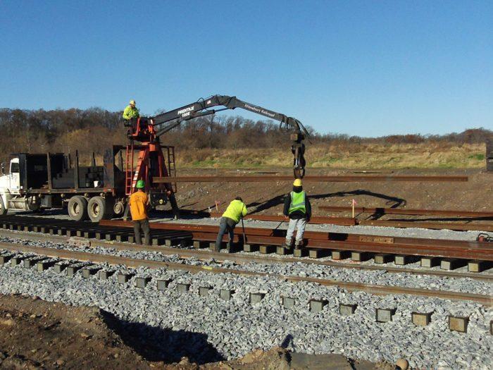 Railroad Construction | Rhinehart Railroad Construction, Inc
