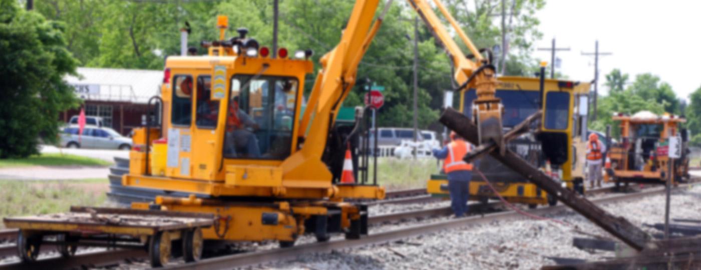 Railroad Builders | Rhinehart Railroad Construction, Inc